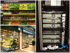 We are specialists in the audio & in store marketing arena. Neat, clean and professional installations.