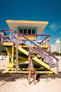 South Beach Miami Swimsuit