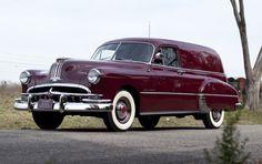1949 Pontiac Streamliner delivery sedan