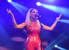 Sarah Harding – 2015-08-29 – performs at 'Manchester Pride' in Manchester