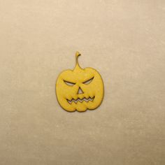 Helloween Pumpkin Type 9 Embellishment 3mm MDF by LaserVinylArts on Etsy