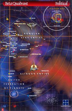 Cuadrante Beta - Star Trek: Vanguard