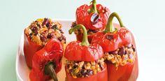 Recepty: Plněné papriky