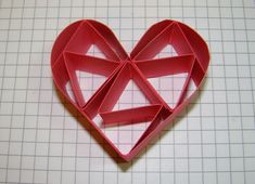 The Hershey's Heart was the second Hershey's tutorial that I designed.  At the time I was still learning how to make them and I wanted to ...