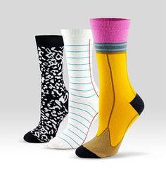 Fun Socks!   Awesome!!