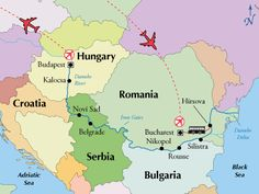 St.Gheorge Danube River Cruise Bucharest t Budapest includes St. Gheorge Delta