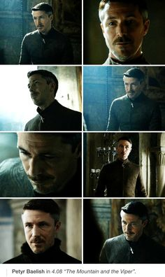 Littlefinger in The Mountain and the Viper by alwaysandforeverdaniel