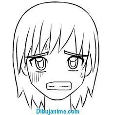 Como dibujar Expresiones del rostro en el Anime – Tutorial | Dibujanime!