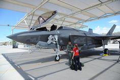 Força Aérea dos EUA recebe o seu 100º caça F-35A