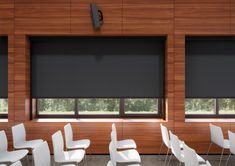 Silent Gliss Dimout Blinds - for flexible room darkening Window Drapes, Window Coverings, Window Treatments, Curtains, Roller Blinds, Room Darkening, This Is Us, Conference Room, Windows