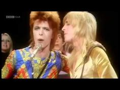 Song: Ziggy Stardust / David Bowie Footage taken from BBC 4's documentary, The Story of Ziggy Stardust