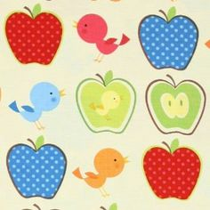 Birds and Apples