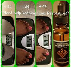 Total Life Changes Resolution Drops can help you lose weight fast!