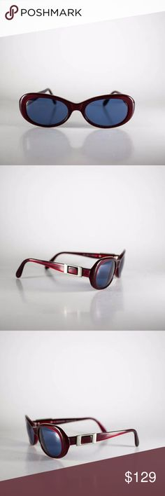 f4e68128a4 Fendissime F611 COL 174 CE Vintage Sunglasses Authentic Fendissime Made In  Italy CE F611 COL 174