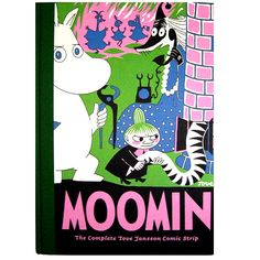 Moomin: The Complete Tove Jansson Comic Strip, Vol. 2 - Moomin Books