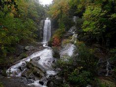 24 waterfalls to see in sc 21. Twin Falls