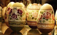 maravilhas da vida j24: pintura em ovos de páscoa