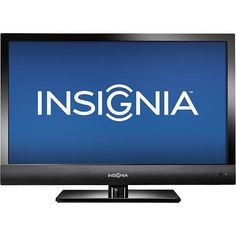 """Samsung - 32"""" Class HDTV. This fits in nicely right now in the space I have available in my trailer. I always liked the color that Insignia produces on the screen. This is my first present to myself! I have wanted a HDTV for a while now and now I have it!"""