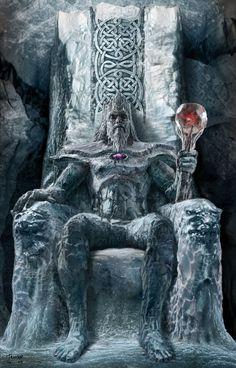 Frost Giant. (Jötunn)