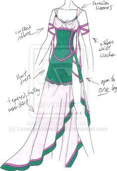 Perhaps for a new Meg dress? by LoveLiesBleeding2