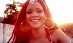 Rhianna, love her dedication to her career and spirit as a human.