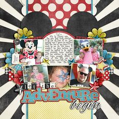 airplane scrapbook ideas - Google Search