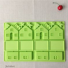 Creative Christmas Gingerbread House silicone cake molds sugar craft cake decorating tools Moldes De Silicone Rendas Para Bolo on Aliexpress.com | Alibaba Group