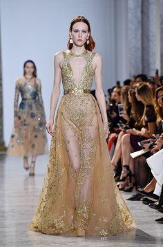 Elie Saab Couture, весна-лето 2017