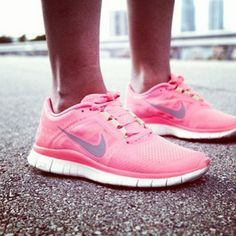 I want new running shoes!! These or so cute!