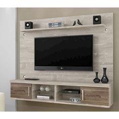 Best Living Room Tv Wall Modern Floating Shelves Tv Cabinets 30 Ideas room designs traditional room designs modern room designs small spaces room designs with fireplace Tv Stand Furniture, Tv Unit Furniture, Furniture Nyc, Furniture Online, Furniture Design, Tv Unit Decor, Tv Wall Decor, Room Decor, Living Room Tv Cabinet