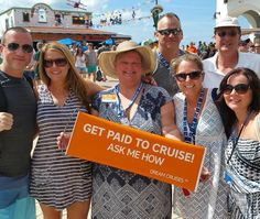 There are thousands of people in 157 countries that are enjoying the benefits of being an inCruises Partner/Member.  They  enjoy spending more time with their families while they cruise for FREE and enjoy a generous compensation package.  It was great to spend a day on Passion Island and see our bank account grow.  Most of us have dreams and aspirations of early retirement lots of travel and the freedom to spend time like we want.  The ONLY way to do that is with a RESIDUAL income.  What…