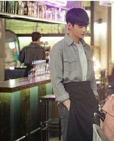 My id is gangnam beauty 🎤 Korean Celebrities, Celebs, Kwak Dong Yeon, Bride Of The Water God, K Drama, Eunwoo Astro, W Two Worlds, Cha Eun Woo Astro, Handsome Korean Actors