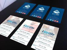Ya están listas nuestras nuevas tarjetas!! #diseñoGalicia #galiciaDiseño #Yeti #galiciaCalidade #galicia #diseño #comunicacion #love #vedra #santiagoDC #trabajoBienHecho #imagenCorporativa #instagood #happy #swag #design #graphicDesign #amazing #bestOfTheDay #art #creatividad #creative