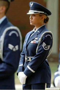 Military Women ❤