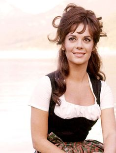 NATALIE WOOD on Pinterest | Warren Beatty, West Side Story and The ...