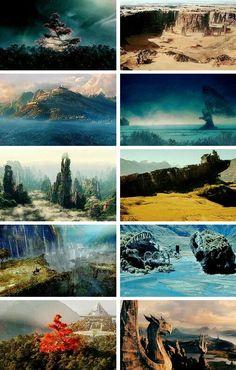 The Shannara Chronicles Scenery #amberle #wilberle #shannarachronicles tumblr