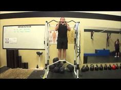 Pull Ups Made Easier and Better - Bret Contreras