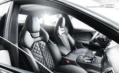 Audi S7 Diamond-stitching