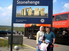 January 2014 Family Vacation - SWINDON and LONDON