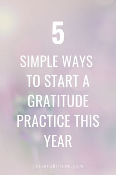 Discover how to begin a daily gratitude practice to add more joy and positive energy to your life! #gratitude #selfcare #healing Practice Gratitude, Attitude Of Gratitude, Simple Way, Self Care, Healing, Positivity, Joy, Life, Random Stuff