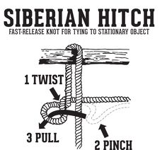 Know How To Do Siberian Hitch