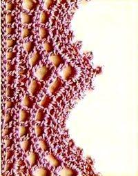 Several gorgeous edges - charts •✿• Teresa Restegui http://www.pinterest.com/teretegui/ •✿•