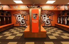 Bowling Green State University Football by Matthew Glove | Ohio Northern University