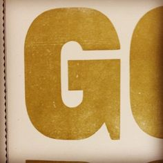 Letter of the day! #typography #g @glyphosaurus  (Taken with instagram)