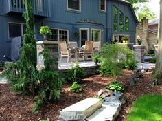 Michigan Landscape Projects and Designs by Miller Landscape Inc.