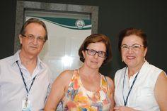 Servidora aposentada  Sueli Ap. Garcia é homenageada pelos diretores da FMB.
