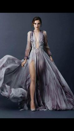 Spectacular work by palo Sebastian spring 15 Haute couture