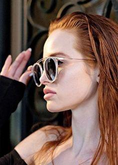 Madelaine Petsch: Prive Revaux x Madelaine Collection 2018 adds – GotCeleb Madelaine Petsch, Riverdale Cheryl, Star Wars, Gorgeous Redhead, Cheryl Blossom, Beautiful Celebrities, Beauty Trends, Redheads, Sunglasses Women