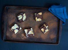 Easy Cream Cheese Brownies