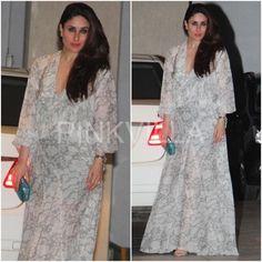 Celebrity Style,kareena kapoor,kareena kapoor khan,Deme by Gabriella,Babita Kapoor Birthday